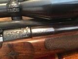 Engraved Mauser Bolt Magazine Sporting Rifle by John Dickson - 15 of 15