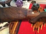 Engraved Mauser Bolt Magazine Sporting Rifle by John Dickson - 3 of 15