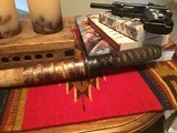 Antique Wakizashi Japanese Sword from WW2 and before - 11 of 13