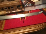 Antique Wakizashi Japanese Sword from WW2 and before - 9 of 13