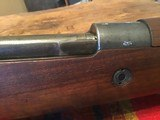 WWII German G.33/40 Mauser Mountain Carbine in 8mm - 11 of 15