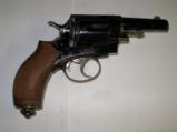 WEBLEY NO. 5 .360 C. F. REVOLVER - 2 of 9