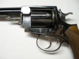 WEBLEY NO. 5 .360 C. F. REVOLVER - 8 of 9