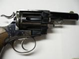WEBLEY NO. 5 .360 C. F. REVOLVER - 9 of 9