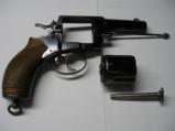 WEBLEY NO. 5 .360 C. F. REVOLVER - 7 of 9