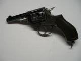 WEBLEY No.5 .360 BELGIAN CONTRACT REVOLVER