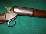STEVENS ANTIQUE TIP-UP 12 GAUGE SHOTGUN - 10 of 15