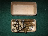 GERMAN COLLECTIBLE REVOLVER AMMO IN AMERICAN CALIBERS - 4 of 5