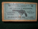 GERMAN COLLECTIBLE REVOLVER AMMO IN AMERICAN CALIBERS - 3 of 5