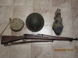Replica I believe 1903 Spring field.