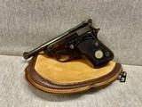 beretta 950 .22 target pistol (rare)