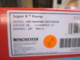 Winchester SXP Defender 12ga. Hard Chrome New in Box - 8 of 8