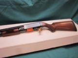 Ithaca model 37 featherlight 12ga. New in box 26