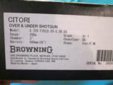 Browning Citori 725 20ga 26' New in box - 4 of 6
