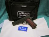 Ed Brown Executive Elite 9MM Limited Production NIB - 2 of 7