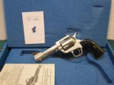 """Freedom Arms model 97 Premier .45LC. with 4 1/4"""" barrel FLUTED - 1 of 6"""