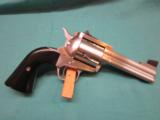 """Freedom Arms model 97 Premier .45LC. with 4 1/4"""" barrel FLUTED - 2 of 6"""