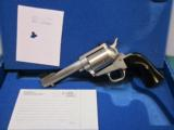 """Freedom Arms model 83 Premier .357mag with 4 3/4"""" barrel New in box - 1 of 6"""