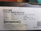 Browning Citori SUPERLIGHT 16ga. with 26 - 6 of 6
