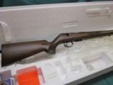 Anschutz Model 1517D Classic 17HMR New in box - 4 of 9