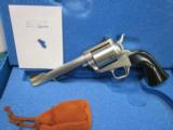 Freedom Arms Model 83 Premier DUAL Cylinder .454Casull/.45acp 6