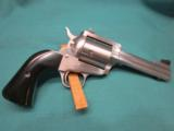 Freedom Arms model 83 Premier .454Casull ROUND BUTT Grip 4 3/4