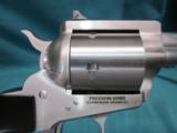 "Freedom Arms Model 83 Premier DUAL cylinder Round Butt 454casull/.45acp 4 3/4""NIB - 3 of 5"