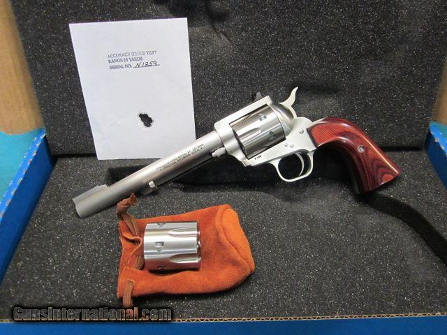 Freedom Arms Model 97 Premier DUAL Cylinder  357mag / 38 Special