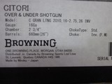"Browning Citori 16ga. Gran Lightning New in box 26"" - 7 of 7"