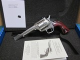 """Freedom Arms Model 97 Premier .327 Federal 5 1/2"""" New in box - 1 of 5"""