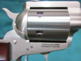 """Freedom Arms Model 97 Premier .327 Federal 5 1/2"""" New in box - 3 of 5"""