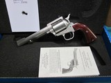 """Freedom Arms Model 97 Premier .45LC. 5 1/2"""" New in Box"""