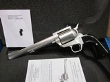 "Freedom Arms Model 83 Premier .454Casull 7 1/2"" new in box"