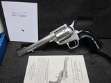 "Freedom Arms Model 97 Premier .22LR 5 1/2"" New in box"