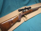 Browning T- Bolt Belgium Deluxe w/ Leupold scope Mild Salt .22LR 1966 mfg.