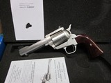 "Freedom Arms Model 83 Premier .454 Casull 4 3/4"" New in box"