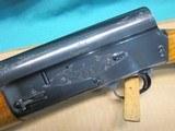 Belgium Browning Auto-5 12ga. Magnum 2 Barrel set in Browning Hard case 1967 - 4 of 15