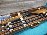 Belgium Browning Auto-5 12ga. Magnum 2 Barrel set in Browning Hard case 1967
