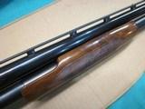 "Winchester Model 12 Pigeon Grade Skeet 12ga. 26"" WS1 vent rib 1963 Engraved - 4 of 15"