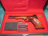 Browning Medalist .22LR. in Case 1965