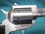 "Freedom Arms Model 97 Premier .22LR. custom 6"" barrel New in box - 3 of 5"