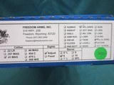 "Freedom Arms Model 83 Premier .41Mag. 6"" Tan Micarta New in box - 5 of 5"