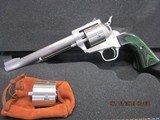 """Freedom Arms Model 83 Field grade .22LR./.22Mag. Dual cylinder 7 1/2"""" Premier grade finish New in box - 1 of 5"""
