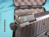 """Heckler & Koch HK45 -V1 """"LE"""" Model with night sights and 3 Mags - 2 of 4"""