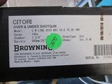"Browning Citori White Lightning 16ga. 26"" New in box - 7 of 7"