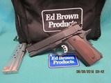 Ed Brown CCO-LW 9MM Like New