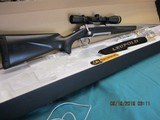 Browning X Bolt Stainless Stalker 30-06 Like new with Leupold Scope & Box