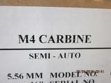 Colt M4 Carbine LE6920MPS-FDEFlat Dark Earth 5.56 New in box - 8 of 8