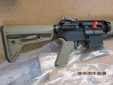 Colt M4 Carbine LE6920MPS-FDEFlat Dark Earth 5.56 New in box - 3 of 8