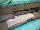 Ed Brown Varmint Rifle 22-250 like new with Swarovski 6-18x